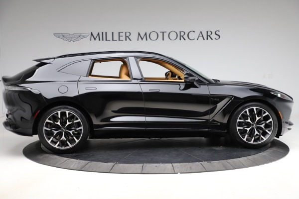New 2021 Aston Martin DBX for sale Sold at Maserati of Greenwich in Greenwich CT 06830 8