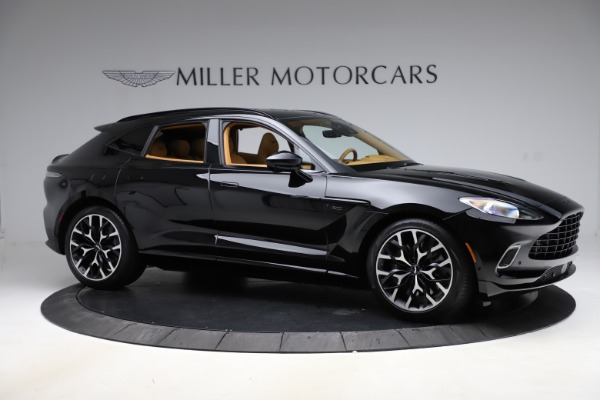 New 2020 Aston Martin DBX SUV for sale Call for price at Maserati of Greenwich in Greenwich CT 06830 9