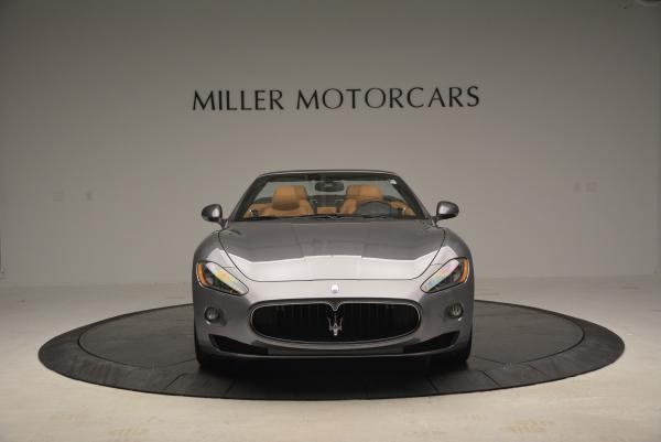 Used 2012 Maserati GranTurismo for sale Sold at Maserati of Greenwich in Greenwich CT 06830 12