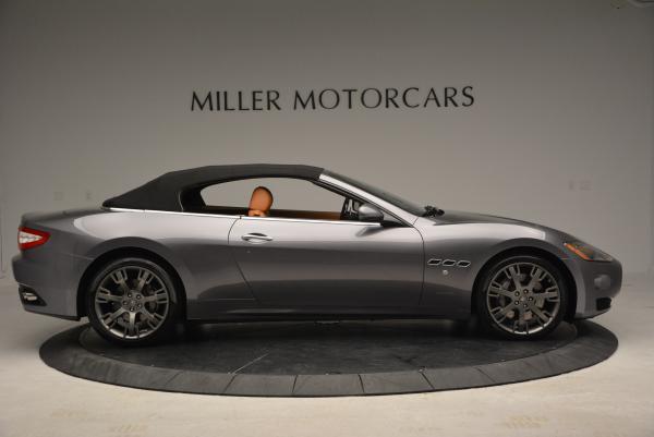Used 2012 Maserati GranTurismo for sale Sold at Maserati of Greenwich in Greenwich CT 06830 16
