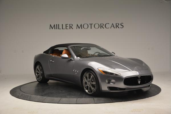 Used 2012 Maserati GranTurismo for sale Sold at Maserati of Greenwich in Greenwich CT 06830 18