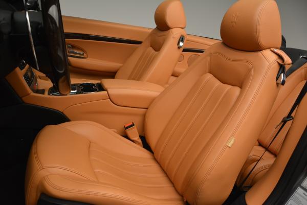 Used 2012 Maserati GranTurismo for sale Sold at Maserati of Greenwich in Greenwich CT 06830 22