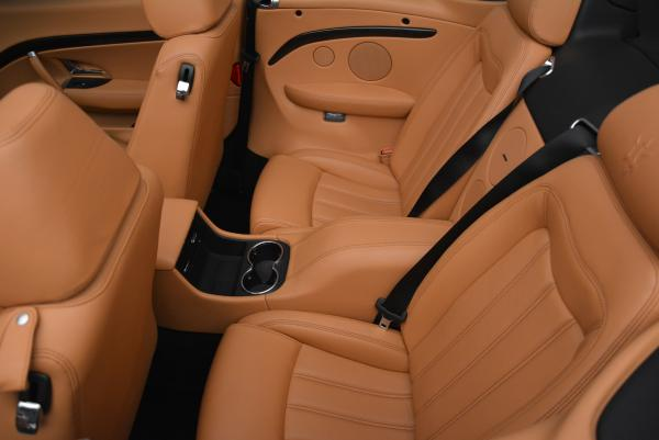 Used 2012 Maserati GranTurismo for sale Sold at Maserati of Greenwich in Greenwich CT 06830 23