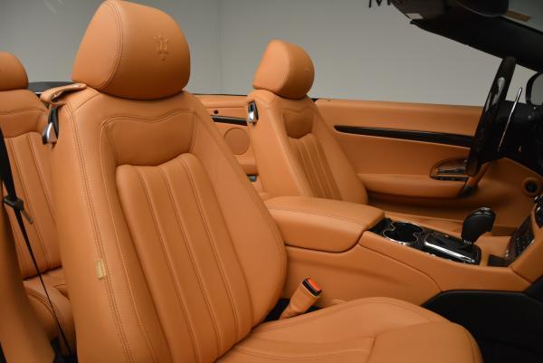 Used 2012 Maserati GranTurismo for sale Sold at Maserati of Greenwich in Greenwich CT 06830 27