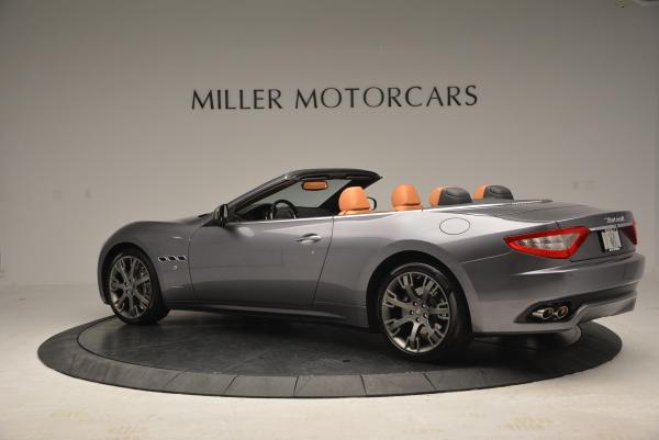 Used 2012 Maserati GranTurismo for sale Sold at Maserati of Greenwich in Greenwich CT 06830 4