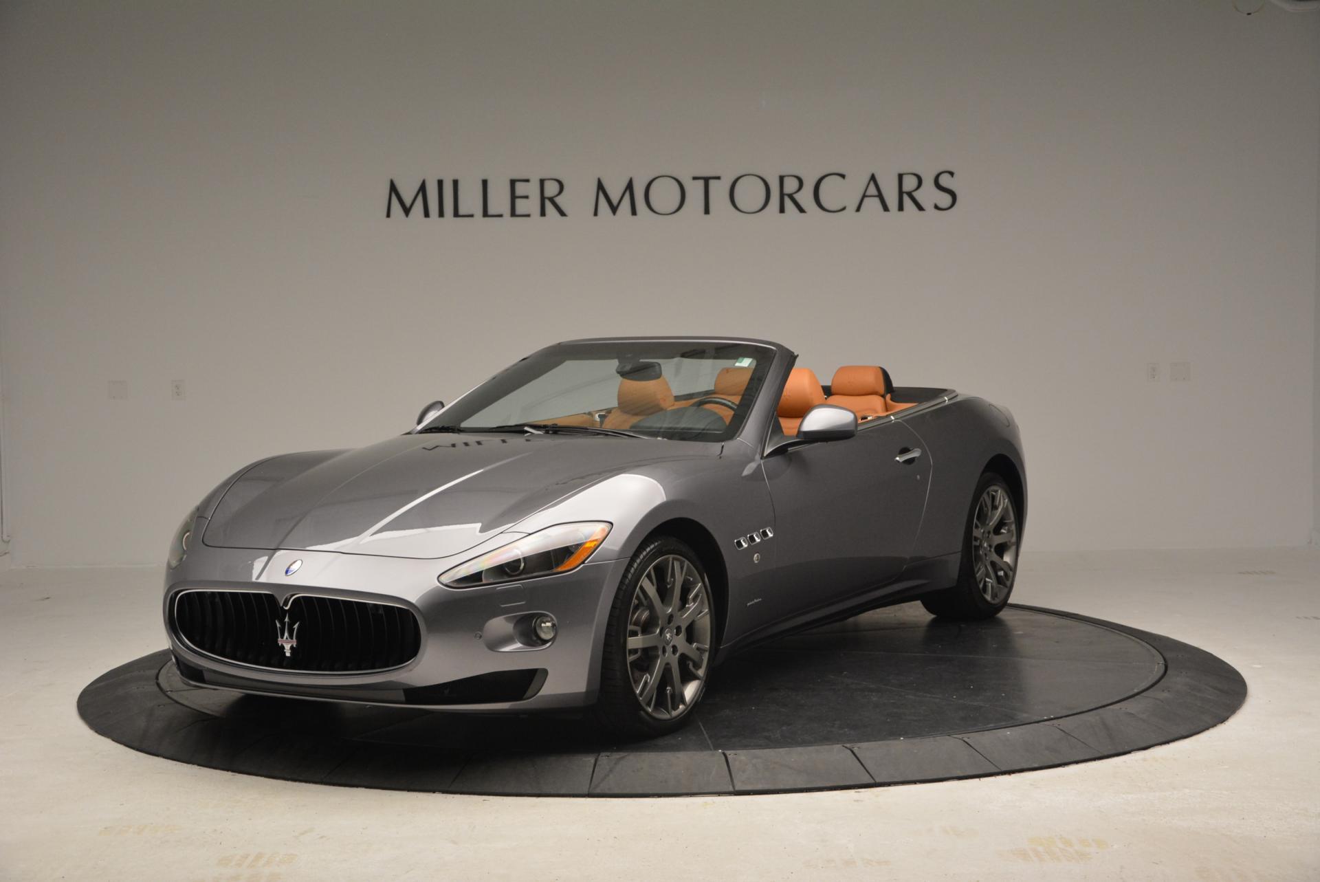 Used 2012 Maserati GranTurismo for sale Sold at Maserati of Greenwich in Greenwich CT 06830 1