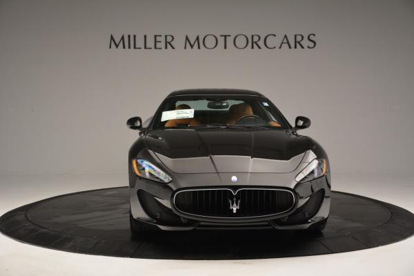 New 2016 Maserati GranTurismo Sport for sale Sold at Maserati of Greenwich in Greenwich CT 06830 12