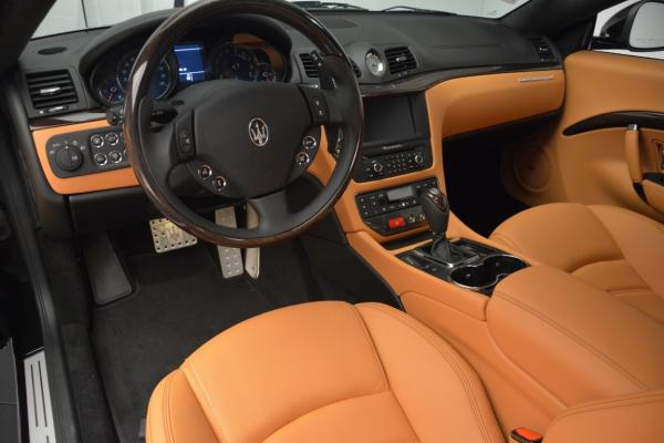New 2016 Maserati GranTurismo Sport for sale Sold at Maserati of Greenwich in Greenwich CT 06830 15