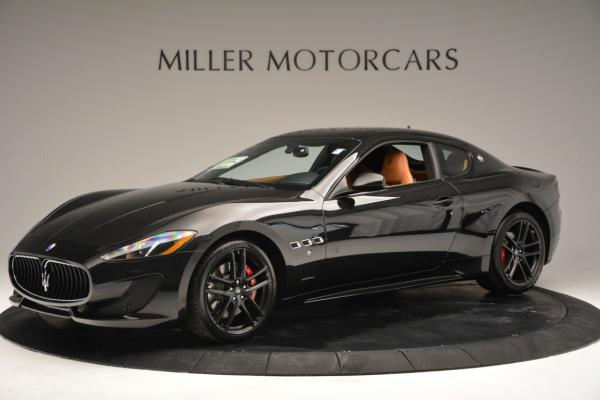 New 2016 Maserati GranTurismo Sport for sale Sold at Maserati of Greenwich in Greenwich CT 06830 2