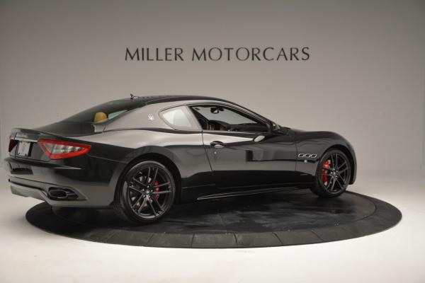 New 2016 Maserati GranTurismo Sport for sale Sold at Maserati of Greenwich in Greenwich CT 06830 8