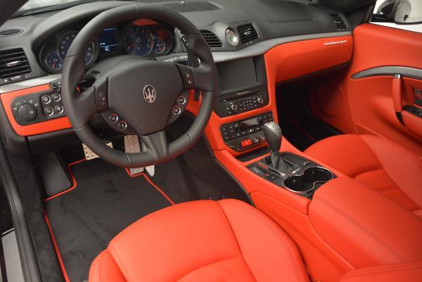New 2016 Maserati GranTurismo Sport for sale Sold at Maserati of Greenwich in Greenwich CT 06830 13
