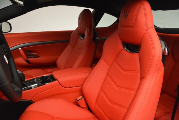 New 2016 Maserati GranTurismo Sport for sale Sold at Maserati of Greenwich in Greenwich CT 06830 15