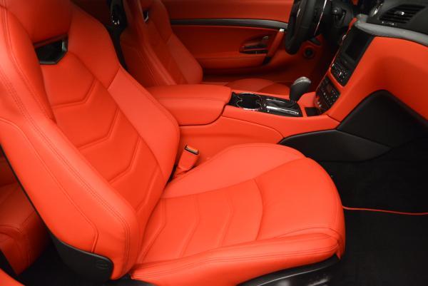 New 2016 Maserati GranTurismo Sport for sale Sold at Maserati of Greenwich in Greenwich CT 06830 17