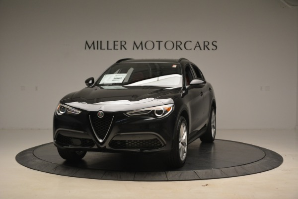 New 2018 Alfa Romeo Stelvio Sport Q4 for sale Sold at Maserati of Greenwich in Greenwich CT 06830 1
