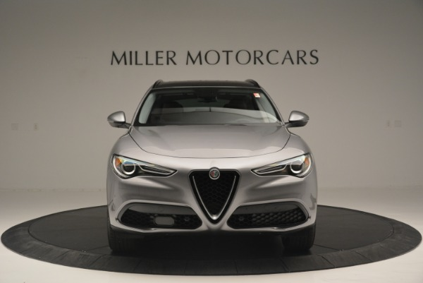 New 2018 Alfa Romeo Stelvio Sport Q4 for sale Sold at Maserati of Greenwich in Greenwich CT 06830 12
