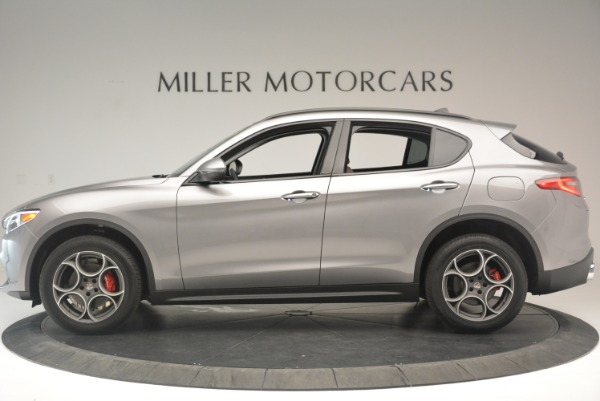 New 2018 Alfa Romeo Stelvio Sport Q4 for sale Sold at Maserati of Greenwich in Greenwich CT 06830 2