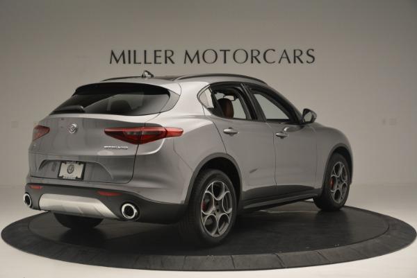 New 2018 Alfa Romeo Stelvio Sport Q4 for sale Sold at Maserati of Greenwich in Greenwich CT 06830 6