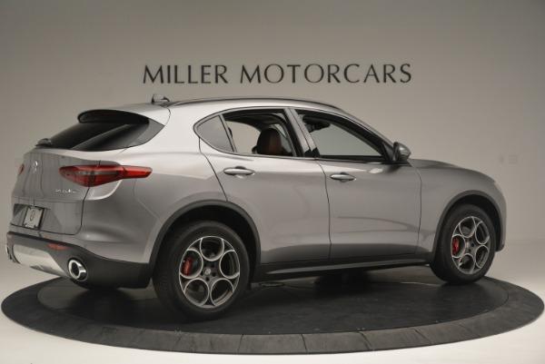 New 2018 Alfa Romeo Stelvio Sport Q4 for sale Sold at Maserati of Greenwich in Greenwich CT 06830 7