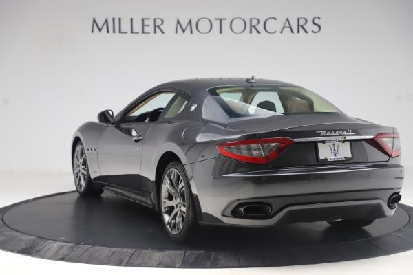Used 2016 Maserati GranTurismo Sport for sale Sold at Maserati of Greenwich in Greenwich CT 06830 5