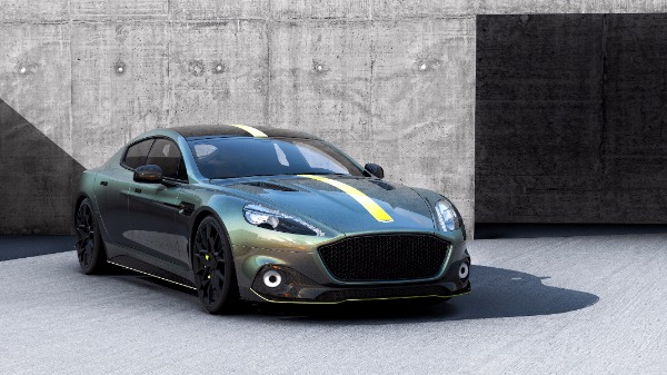 New 2019 Aston Martin Rapide AMR Shadow Edition for sale Call for price at Maserati of Greenwich in Greenwich CT 06830 2