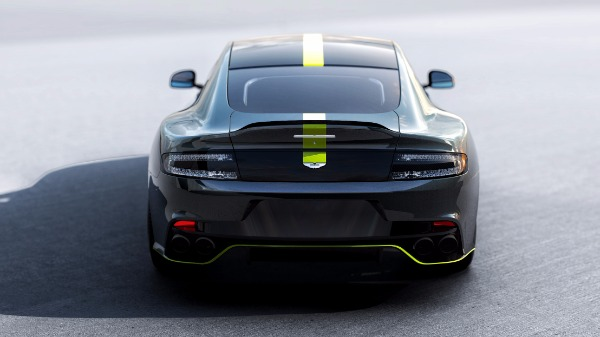 New 2019 Aston Martin Rapide AMR Shadow Edition for sale Call for price at Maserati of Greenwich in Greenwich CT 06830 4