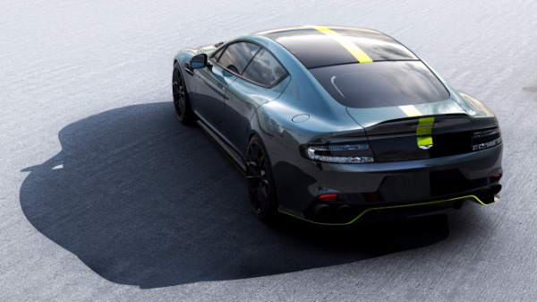 New 2019 Aston Martin Rapide AMR Shadow Edition for sale Call for price at Maserati of Greenwich in Greenwich CT 06830 7