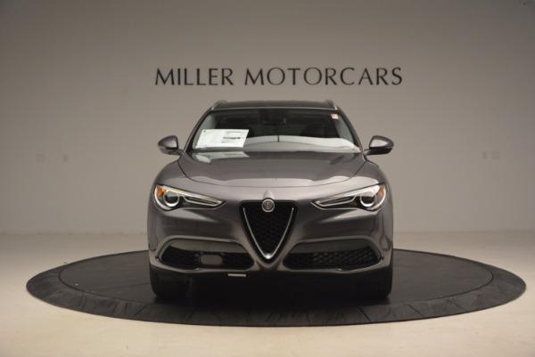 New 2018 Alfa Romeo Stelvio Q4 for sale Sold at Maserati of Greenwich in Greenwich CT 06830 12
