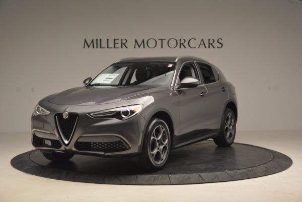 New 2018 Alfa Romeo Stelvio Q4 for sale Sold at Maserati of Greenwich in Greenwich CT 06830 1