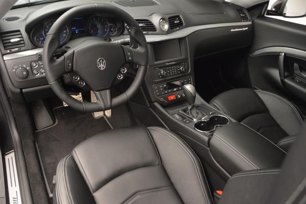 Used 2016 Maserati GranTurismo Sport for sale Sold at Maserati of Greenwich in Greenwich CT 06830 13