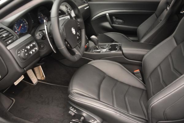 New 2016 Maserati GranTurismo Sport for sale Sold at Maserati of Greenwich in Greenwich CT 06830 14