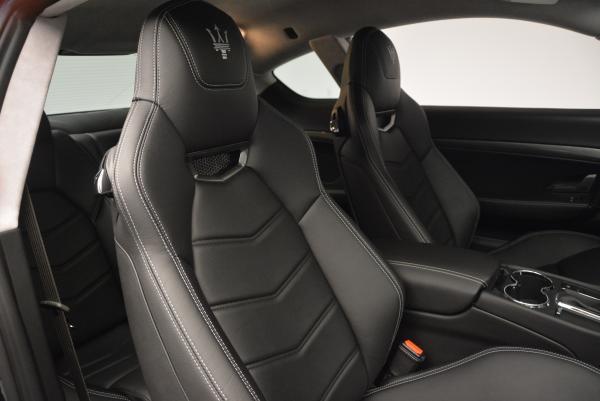 New 2016 Maserati GranTurismo Sport for sale Sold at Maserati of Greenwich in Greenwich CT 06830 20