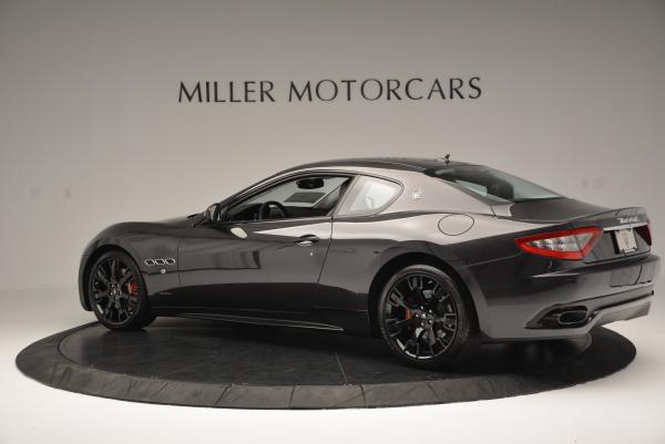 Used 2016 Maserati GranTurismo Sport for sale Sold at Maserati of Greenwich in Greenwich CT 06830 4