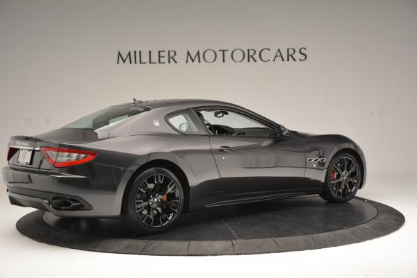 New 2016 Maserati GranTurismo Sport for sale Sold at Maserati of Greenwich in Greenwich CT 06830 8