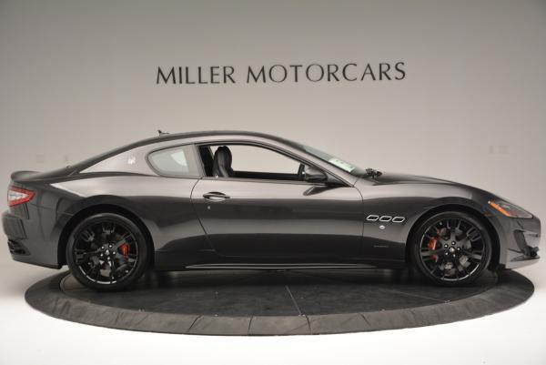 New 2016 Maserati GranTurismo Sport for sale Sold at Maserati of Greenwich in Greenwich CT 06830 9