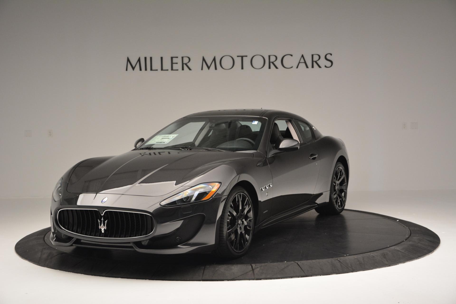 New 2016 Maserati GranTurismo Sport for sale Sold at Maserati of Greenwich in Greenwich CT 06830 1