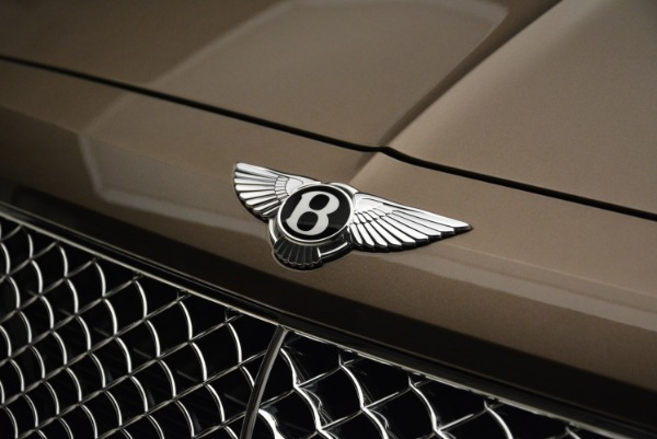Used 2018 Bentley Bentayga W12 Signature for sale $156,900 at Maserati of Greenwich in Greenwich CT 06830 14