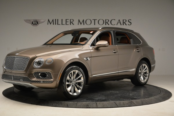 Used 2018 Bentley Bentayga W12 Signature for sale $156,900 at Maserati of Greenwich in Greenwich CT 06830 2