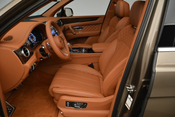 Used 2018 Bentley Bentayga W12 Signature for sale $156,900 at Maserati of Greenwich in Greenwich CT 06830 20