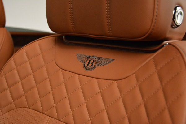 Used 2018 Bentley Bentayga W12 Signature for sale $156,900 at Maserati of Greenwich in Greenwich CT 06830 22