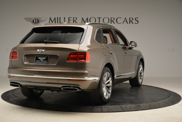 Used 2018 Bentley Bentayga W12 Signature for sale $156,900 at Maserati of Greenwich in Greenwich CT 06830 7