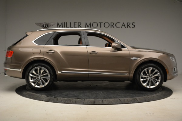 Used 2018 Bentley Bentayga W12 Signature for sale $156,900 at Maserati of Greenwich in Greenwich CT 06830 9
