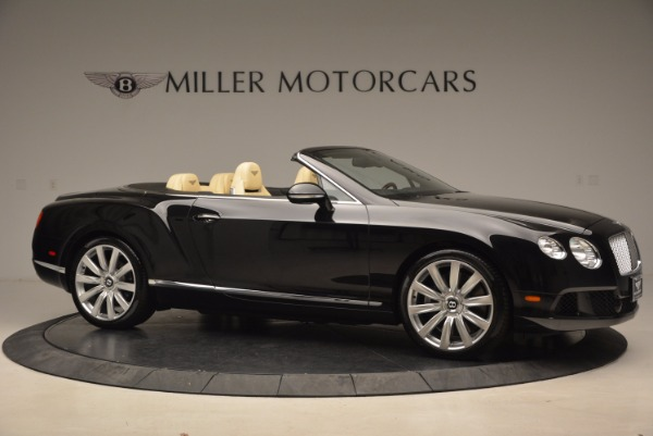 Used 2012 Bentley Continental GT W12 for sale Sold at Maserati of Greenwich in Greenwich CT 06830 10