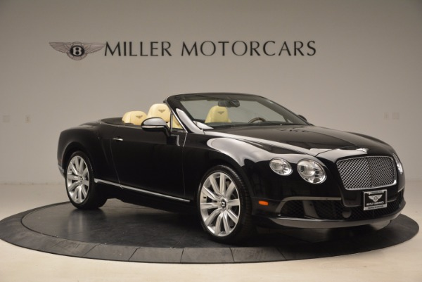 Used 2012 Bentley Continental GT W12 for sale Sold at Maserati of Greenwich in Greenwich CT 06830 11
