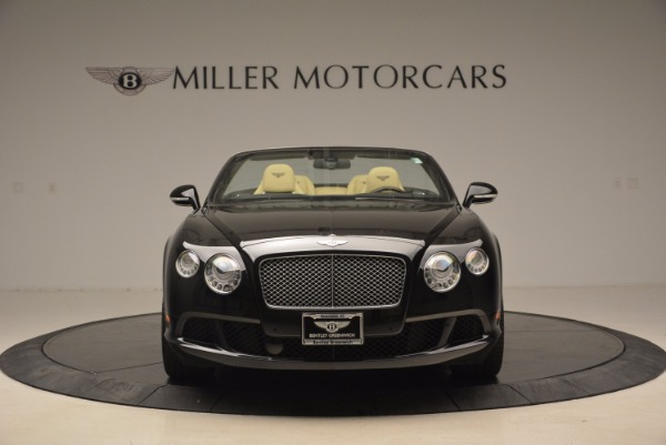 Used 2012 Bentley Continental GT W12 for sale Sold at Maserati of Greenwich in Greenwich CT 06830 12