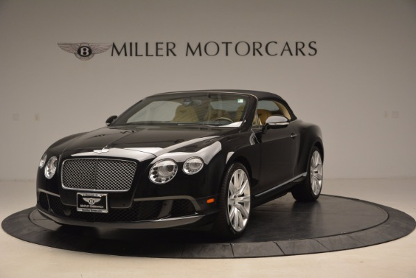 Used 2012 Bentley Continental GT W12 for sale Sold at Maserati of Greenwich in Greenwich CT 06830 13