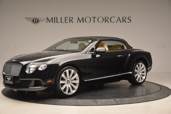 Used 2012 Bentley Continental GT W12 for sale Sold at Maserati of Greenwich in Greenwich CT 06830 14