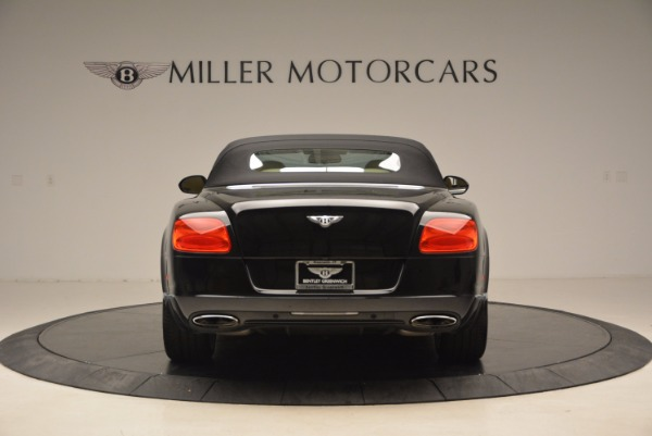 Used 2012 Bentley Continental GT W12 for sale Sold at Maserati of Greenwich in Greenwich CT 06830 18