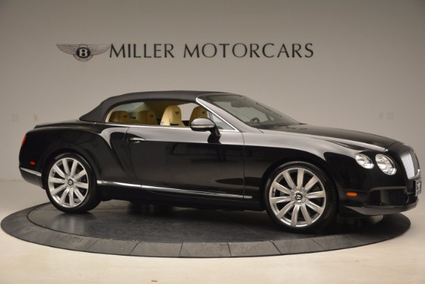 Used 2012 Bentley Continental GT W12 for sale Sold at Maserati of Greenwich in Greenwich CT 06830 21