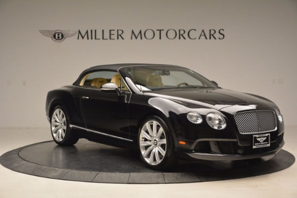 Used 2012 Bentley Continental GT W12 for sale Sold at Maserati of Greenwich in Greenwich CT 06830 22