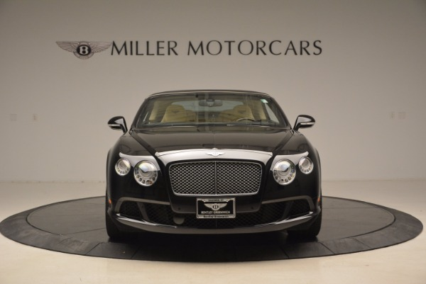 Used 2012 Bentley Continental GT W12 for sale Sold at Maserati of Greenwich in Greenwich CT 06830 23